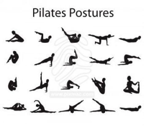 Pilates oefeningen buik